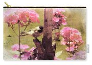 Sweet Chickadee Carry-all Pouch
