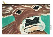 Sweet Cow Carry-all Pouch