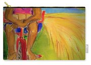Sweet Grass Carry-all Pouch