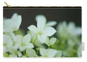 Sweet Hydrangea Carry-all Pouch