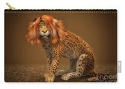 Sweet Lady Leopard Carry-all Pouch