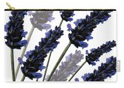 Sweet Lavender Carry-all Pouch