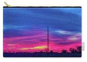 Sweet Nebraska Sunset 006 Carry-all Pouch