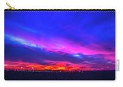 Sweet Nebraska Sunset 001 Carry-all Pouch