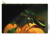 Sweet Orange Carry-all Pouch