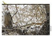 Sweet Owlets Carry-all Pouch