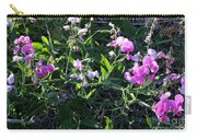 Sweet Pea In Tahoe Carry-all Pouch