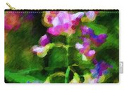 Sweet-pea Kinda Feeling Carry-all Pouch