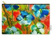 Sweet Peas From Japan Carry-all Pouch