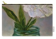 Sweet Peony Carry-all Pouch