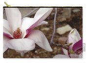 Sweet Pink Magnolia Carry-all Pouch