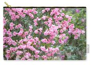 Sweet Pink Southern Azaleas Carry-all Pouch