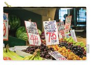 Sweet Rainier Cherries Carry-all Pouch