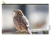 Sweet Sparrow Carry-all Pouch