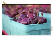 Sweet Summer Cherries Carry-all Pouch