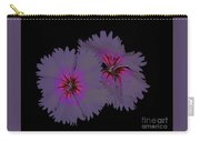 Sweet William On Fire Carry-all Pouch