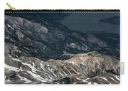 Sweetwater Mountains On California Nevada Border Aerial Photo Carry-all Pouch