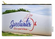 Sweetwater Sign  Carry-all Pouch