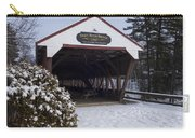 Swift River Bridge Conway New Hampshire Carry-all Pouch