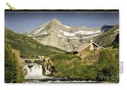 Swiftcurrent Falls Glacier Park 1 Carry-all Pouch