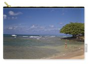 Swimmer In Paradise Carry-all Pouch