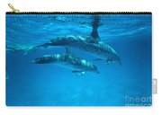 Swimming Dolphins Carry-all Pouch