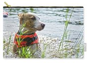 Swimming Family Dog Carry-all Pouch
