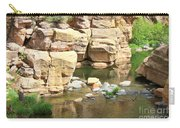 Swimming Hole At Slide Rock Carry-all Pouch