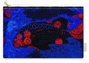Swimming In Blue Coral Carry-all Pouch