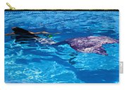Swimming Mermaid Carry-all Pouch