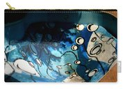 Swimming Pool Mural 2 Carry-all Pouch
