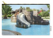 Swimming Pool With Slide For Children Carry-all Pouch