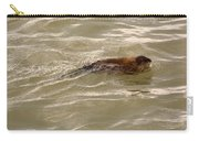Swimming Rat Carry-all Pouch