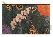 Swimming Through Flowers Carry-all Pouch
