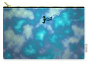 Swimming Through The Clouds Carry-all Pouch