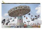 Swing Carousel At County Fair Carry-all Pouch