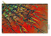 Swirl Barrel Cactus Carry-all Pouch