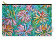 Swirling Color Carry-all Pouch