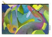 Swirling Fish Carry-all Pouch