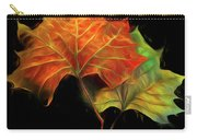 Swirling In The Wind Carry-all Pouch