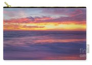 Swirling Ocean And Sky Carry-all Pouch