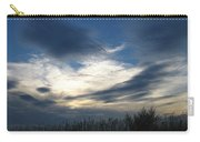 Swirling Skies Carry-all Pouch