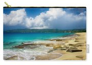 Swirling Waves Carry-all Pouch