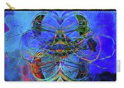 Swirls Abstract Carry-all Pouch