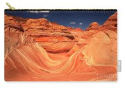 Swirls And Buttes At The Wave Carry-all Pouch