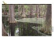 Swirls In The Swamp Carry-all Pouch