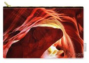 Swirls Of Fire Carry-all Pouch