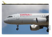 Swiss Airlines Airbus A320 Carry-all Pouch