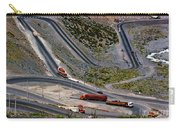 Switchbacks Carry-all Pouch