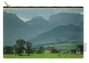 Switzerland Countryside Carry-all Pouch